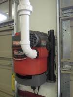 Cenral Shop Vac System Made With 2 Quot Pvc Wright Way