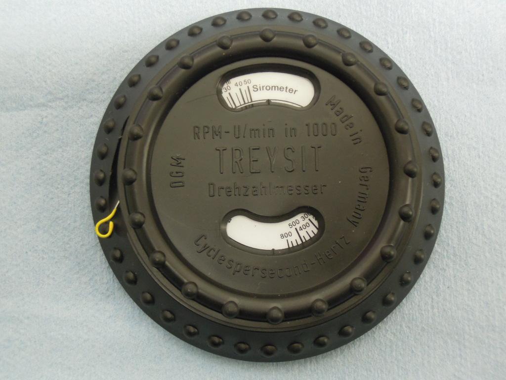 Small Engine Tachometer Sirometer Wright Way Restorations