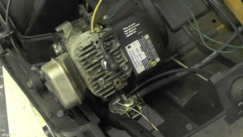 Ariens SS32 Snow Thrower Carburetor Cleaning – Wright Way