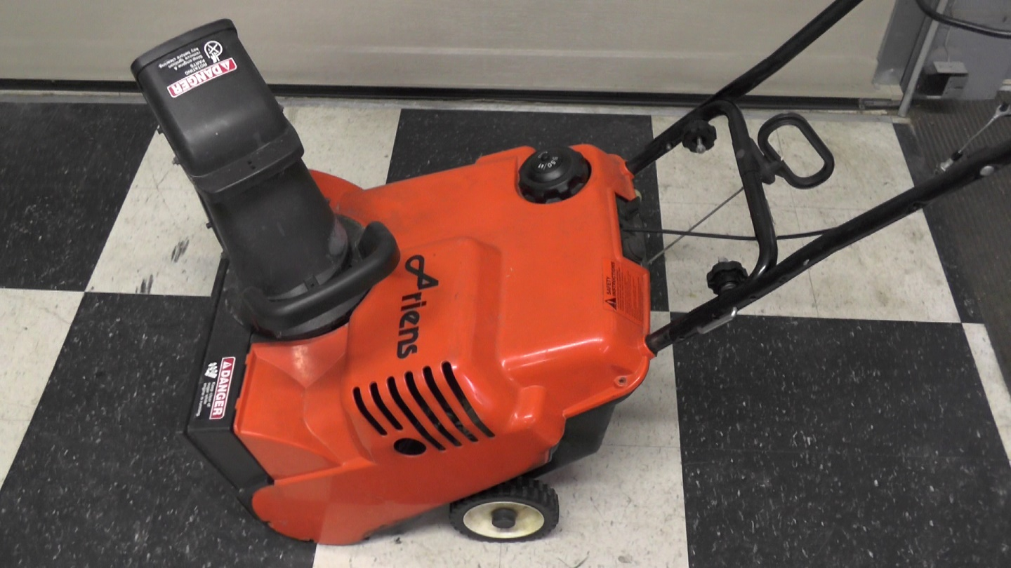 Ariens Ss32 Snow Thrower Carburetor Cleaning Wright Way